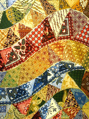 Batik... by indonesia