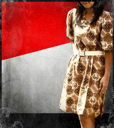 Batik Indonesia by indonesia