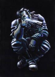 I still talk to God sometimes. by DeadCamper