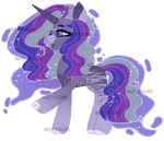 Grid Adopt #8 (Princess Cadance X Princess Luna)