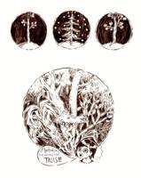 Treezus Heights by moosekleenex