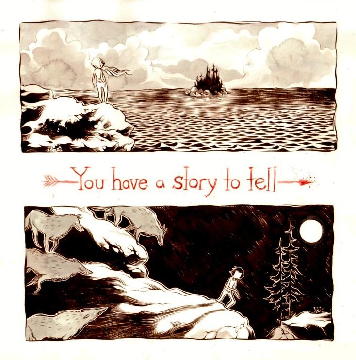 Story by moosekleenex