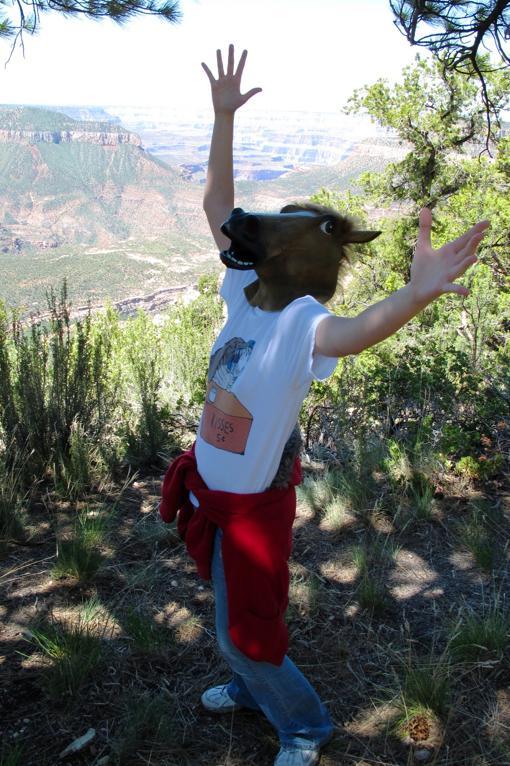 I AM A HORSE by bonejangly