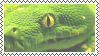 Snake stamp by rawfishing