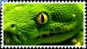 Snake stamp by rawfishing