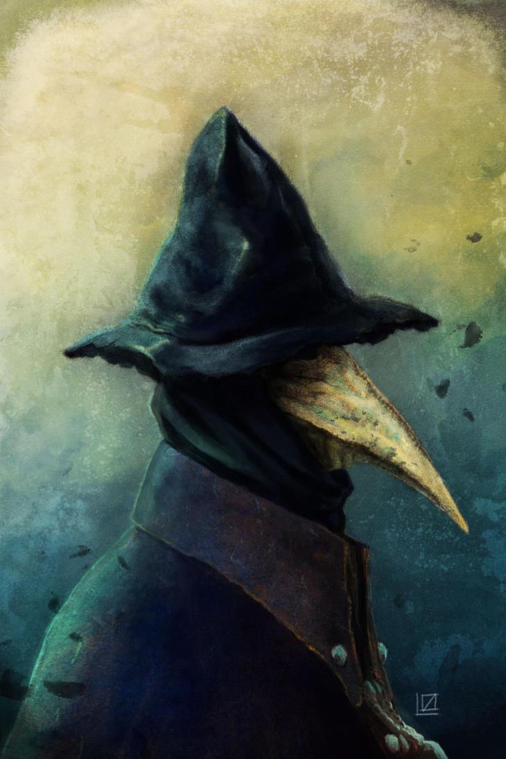 Eileen the crow by kjech
