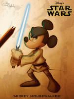 Mickey Mousewalker by MarioOscarGabriele