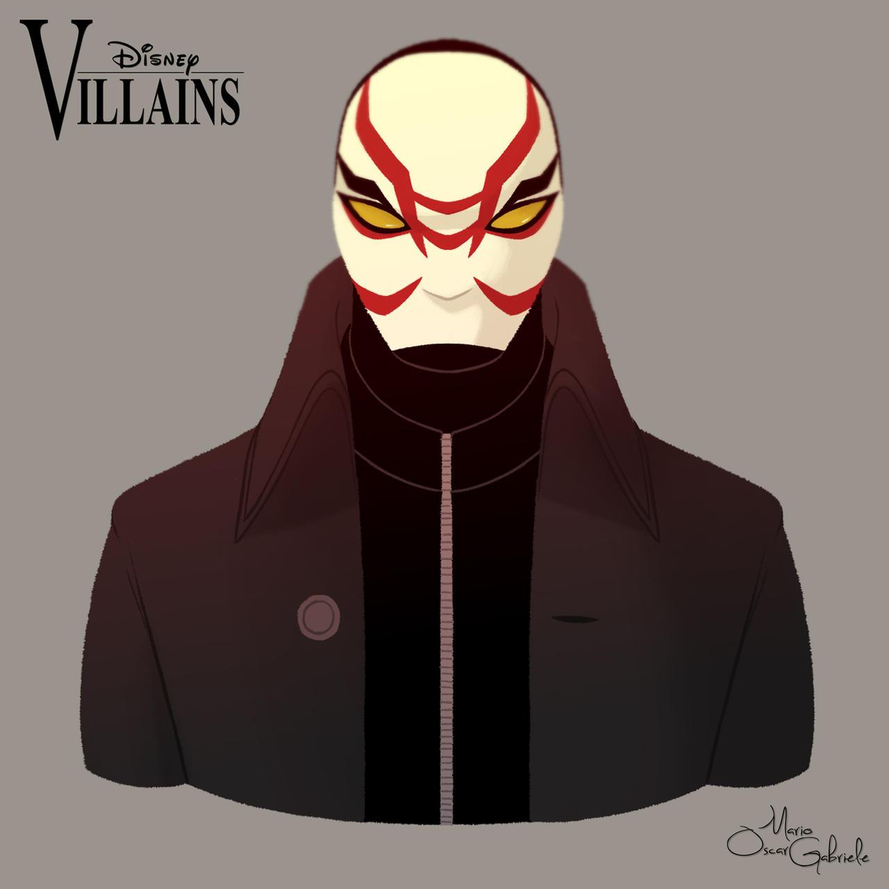 Yokai Disney Villain