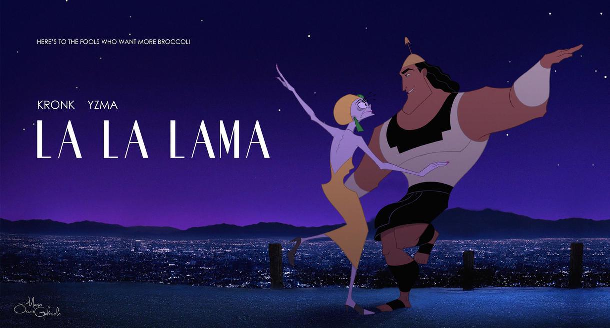 La La Lama by MarioOscarGabriele