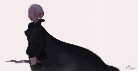 Dark Swan from Once Upon a Time