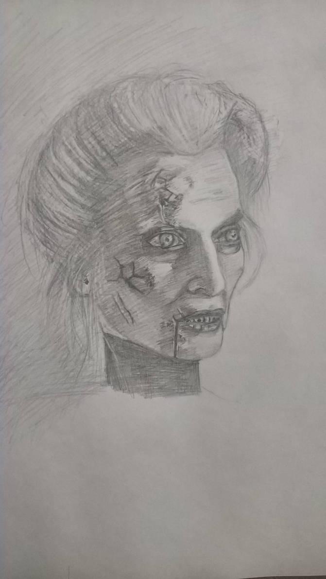 Dead silence Mary Shaw