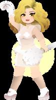 POP Princess: Lady GaGa by ERDJIE