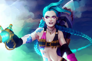 Aposematic Jinx by ERDJIE