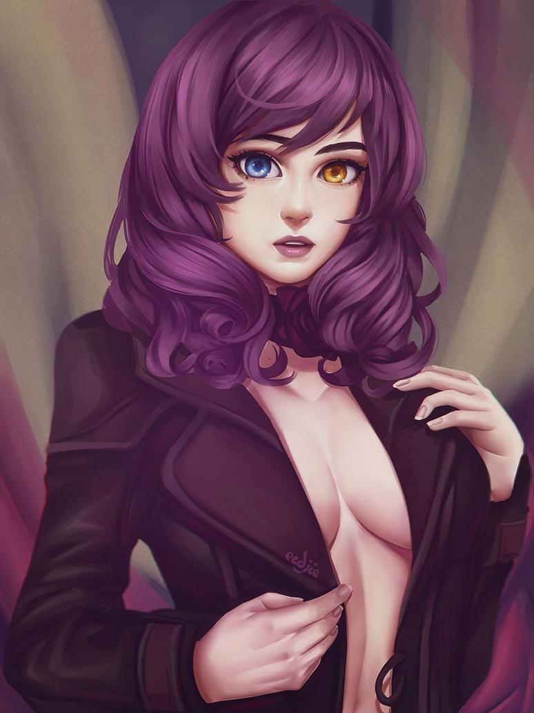 Yuri by ERDJIE