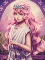 Lady Metanoia Amaretta by ERDJIE
