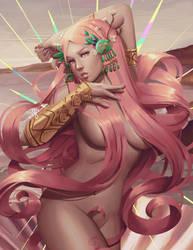 Hades:Goddess Aphrodite by ERDJIE
