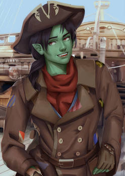 Captain Wil