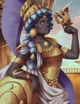 Hades: Goddess Athena