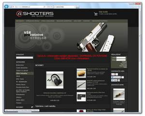 www.4SHOOTERS.cz [ProFact 3.0 E-SHOP]