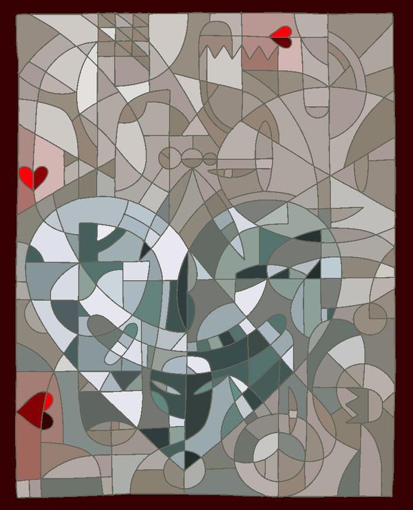 Diamond Love by ElinHime