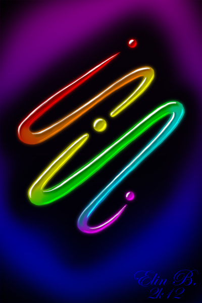 Duodecad: Rainbow by ElinHime