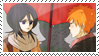 Stamp -Bleach- IchiRuki by PJXD23