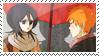 Stamp -Bleach- IchiRuki by PJXD23