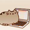 Icono Pusheen Cat by PJXD23