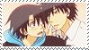Stamp -SiH- HatorixChiaki 01 by PJXD23