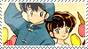 Stamp -Ranma- RanmaxAkane 01 by PJXD23