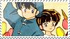 Stamp -Ranma- RanmaxAkane 01 by PJXD23