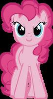 pinkie pie by starboltpony