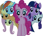 Pony stare