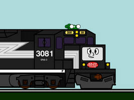 Jerald the GP40-3 by Trololol-Gaming