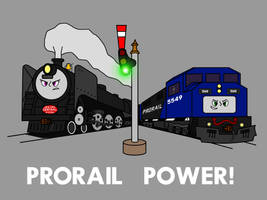 Prorail Power! by Trololol-Gaming