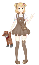 Com   Bear Girl