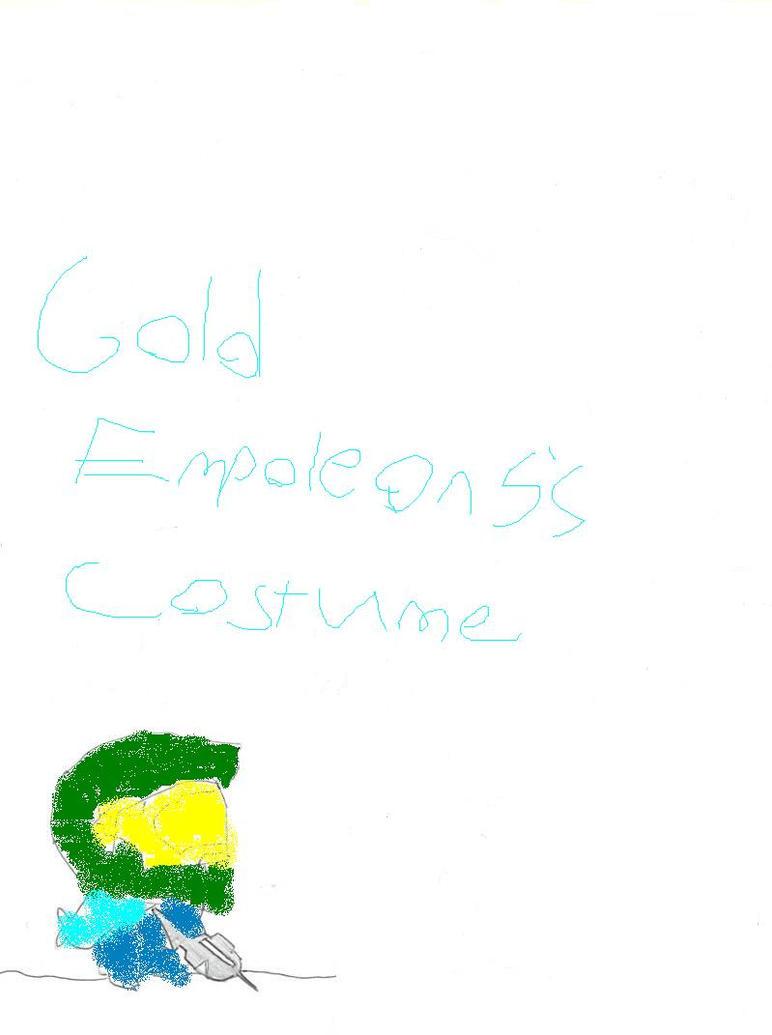 Halloween Goldempoleon5 by Xam-The-pichu