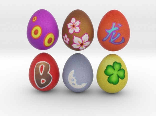 DragonVale eggs by GuineaPixDragons on DeviantArt