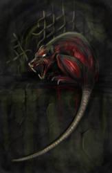 Sewer Rat by RoyDante