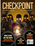 Checkpoint Magazine: Front Cover