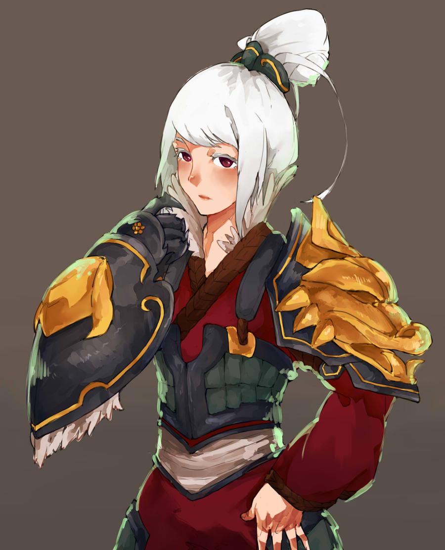 Dragonblade Riven By Cyblix Fan Art