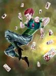 Hisoka - Bloodcards