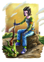 Android 17 capture Cell