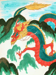 Globalization: American Dragon