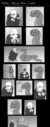 Voldy - Aping the snake by Barguest