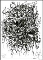Azathoth by Barguest