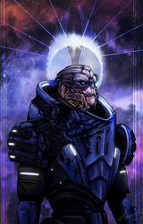 The Archangel - Mass Effect by Barguest