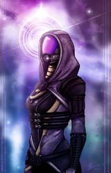 Keelah Se'lai - Mass Effect by Barguest