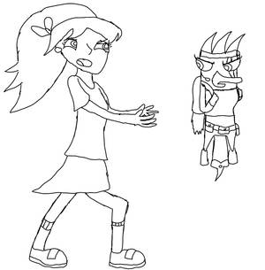 MEH CRAPPY LINEART