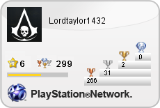 Lordtaylor1432 ps3 ID card (mark 2) by LordT1432